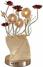 AILI- Table Lamp Desk Lamp Light Aluminum Line Art