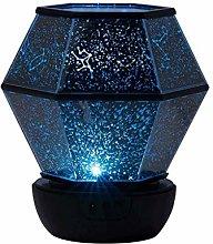 AILI- Table Lamp Desk Lamp Light Star Sky Table