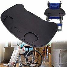 AILSAYA Wheelchair Tray, Anti-fall Plastic