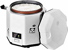 AILY Panda Mini Rice Cooker with Ceramic Bowl And