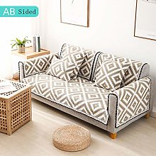 AILY Reversible Slipcovers Sofa Cover for