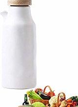 AILZNN Olive Oil Bottle Drizzler, Porcelain Olive