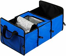 AIM Cloudbed Car Boot Organiser Collapsible Car
