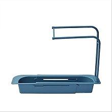 Aimbinet Telescopic Sink Holder,multifunctional