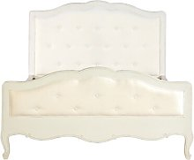 Aimee Upholstered Bed Frame Lily Manor
