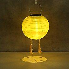 Aimiyaelec Solar Chinese Outdoor Lanterns,