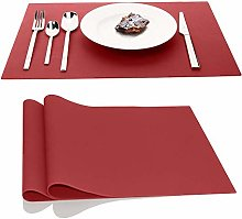 AINIMI Large Silicone Mats, Table Placemats