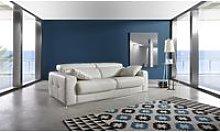 Ainoa Italian Sliding Leather Sofa Artico