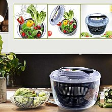 AINSS Deluxe Salad Spinner, Large 5 L, Popular