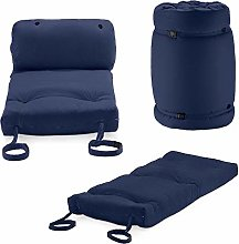Ainsworth & Country Foldable Futon   Roll Out