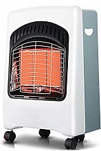 AIOEJP 4.2kw Portable LPG Cabinet Gas Heater, Free