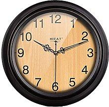 AIOJY Children'S Wall Clock, Vintage Wood