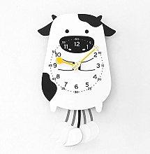 AIOJY Children'S Wall Clock With Pendulum