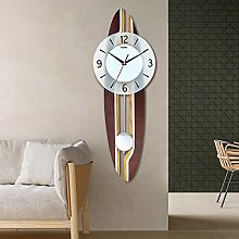 AIOJY Decorative Pendulum Wall Clock, Stylish