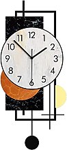 AIOJY European Wall Wall Clock Wall Clock Hanging