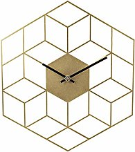 AIOJY Large Wall Clock For Living Room,Gold