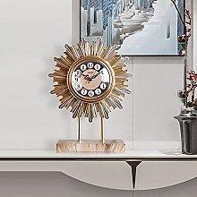 AIOJY Mantel Clock, Vintage Table Clock, European