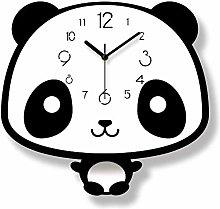 AIOJY Metal Pointer Black And White Color Panda