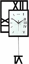 AIOJY Modern Wall Clock, Decorative Wall Clocks