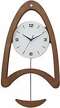 AIOJY Modern Wall Clock Smart Sensation Luminous