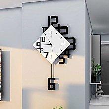 AIOJY Pendulum Wall Clock Japanese Style Wood