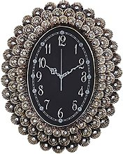AIOJY Vintage Table Clock Wall Clock Retro