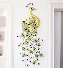 "AIOJY Wall Clock, 37"" Large Decorative"