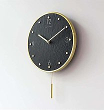 AIOJY Wall Clock For Living Room, European