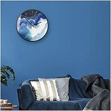 AIOJY Wall Clock Modern Decoration Wall Clock 3D