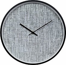 AIOJY Wall Clock Round Quartz Wall Clock Living