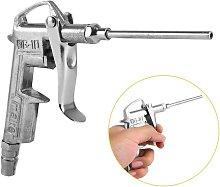 Air blow gun blow gun cleaner with adjustable air