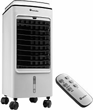 Air conditioner | AC fan unit with remote control