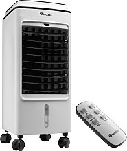Air conditioner , AC fan unit with remote control