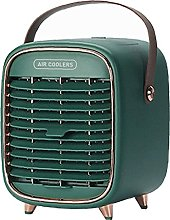 Air Conditioner Fan 2000mAh Chargeable Portable