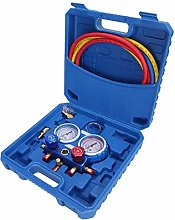 Air Conditioner Fluorine Gauge, Blue Refrigerant