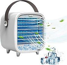 Air Conditioner Portable Cooling Fan Desk Fan,