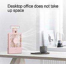 Air Conditioner Portable, Mini Perfume Bottle Air