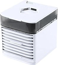 Air Cooler Fan Mini Desktop Air Conditioner with