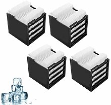 Air cooler filter, pack of 4, refill filter,