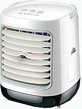 Air Cooler-Mini Air Conditioner,Personal Desk Fan