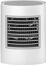 Air Cooler Portable Air Conditioner Quiet USB Desk