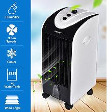 Air Cooler Portable Evaporative Fan Bladeless