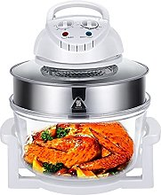 Air Fryer 12L Convection Roaster Oven, Turbo