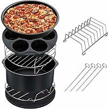 Air Fryer Accessories Set Chips Baking Basket