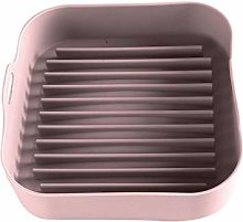 Air Fryer Silicone Pan, Silicone Grill Pan Baking