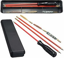 Air Gun Barrel Cleaning Kit with Handle Wire Brush