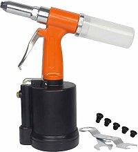 Air Hydraulic Double Power Pop Rivet Gun, Industry