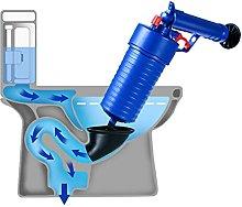 Air Pressure Drain Pump Pipe Dredge Tools,Toilet