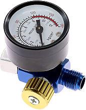 Air Pressure Regulator Paint Airbrush Spray