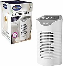 Air Purifier with HEPA & Carbon Filters, Air
